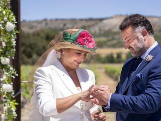 La boda de Mayte y Jerónimo