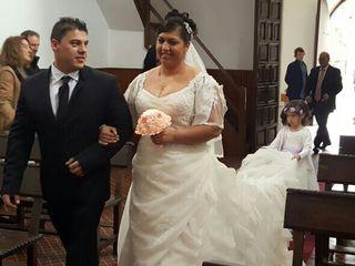 La boda de Mayka y Chema 2