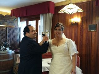 La boda de Mayka y Chema