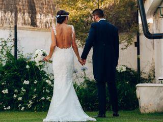 La boda de Barbara y Pepelu 2