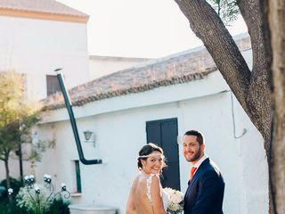 La boda de Barbara y Pepelu 3