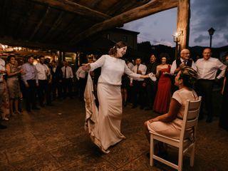 La boda de Arantzazu y Ekain 1