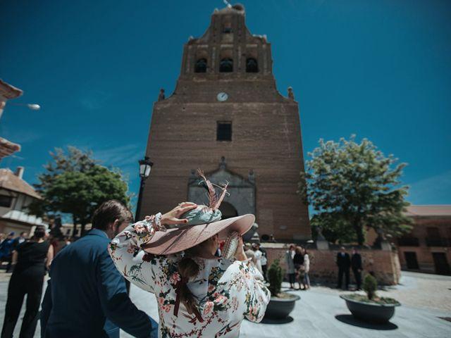 La boda de Miguel y Marta en Bercial, Segovia 10