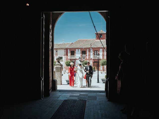 La boda de Miguel y Marta en Bercial, Segovia 11