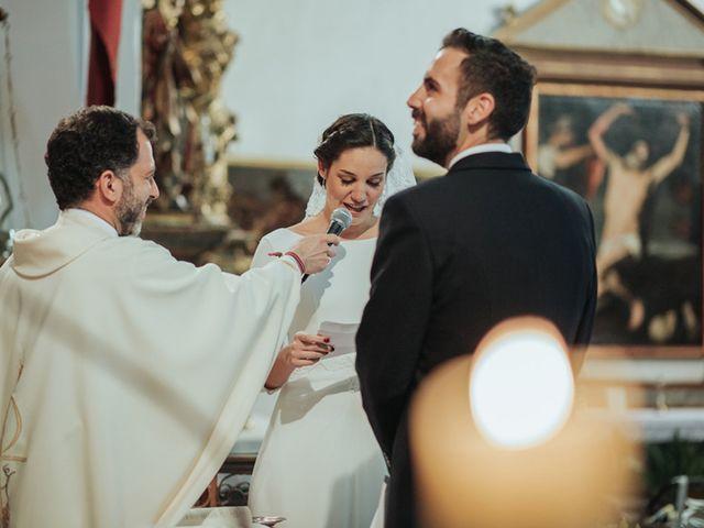 La boda de Miguel y Marta en Bercial, Segovia 14