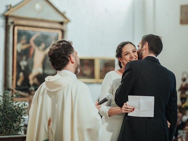 La boda de Miguel y Marta en Bercial, Segovia 15