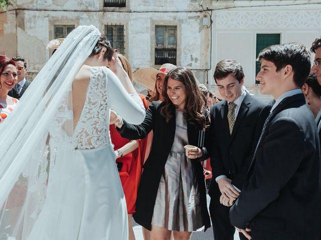 La boda de Miguel y Marta en Bercial, Segovia 19