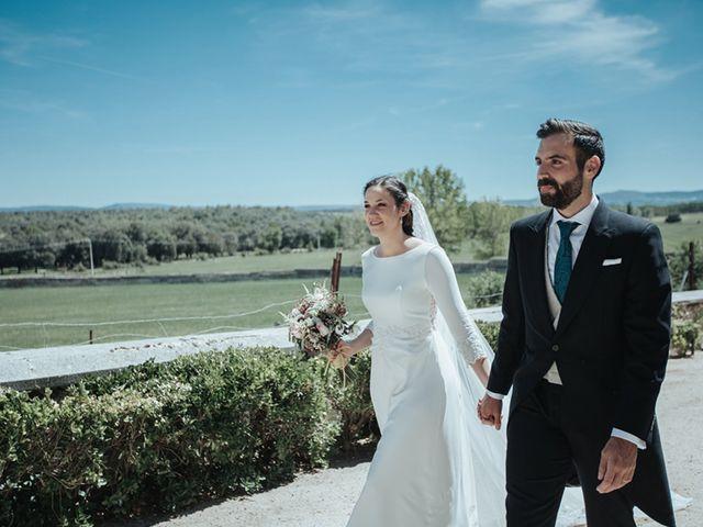La boda de Miguel y Marta en Bercial, Segovia 24