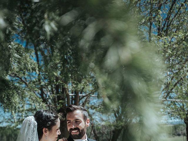 La boda de Miguel y Marta en Bercial, Segovia 25