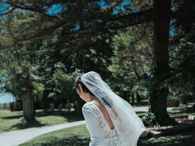 La boda de Miguel y Marta en Bercial, Segovia 26