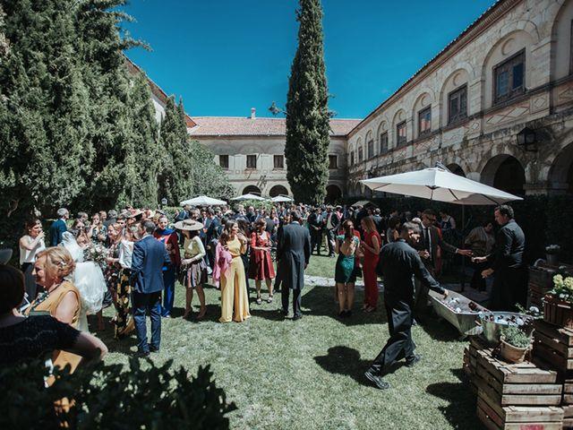 La boda de Miguel y Marta en Bercial, Segovia 31