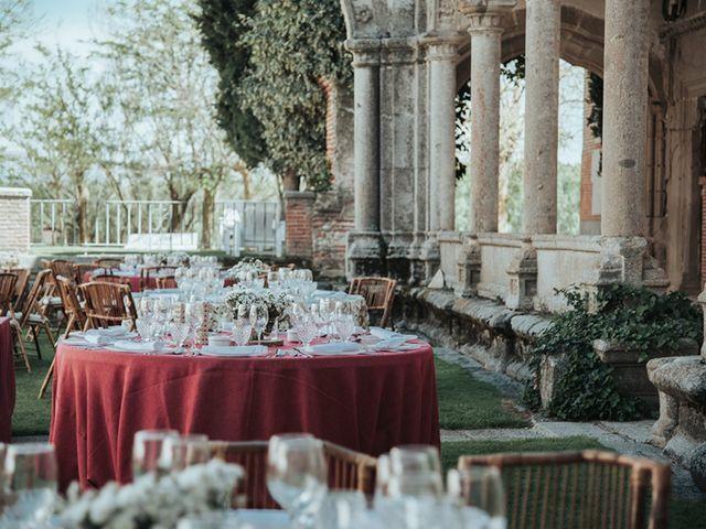 La boda de Miguel y Marta en Bercial, Segovia 37