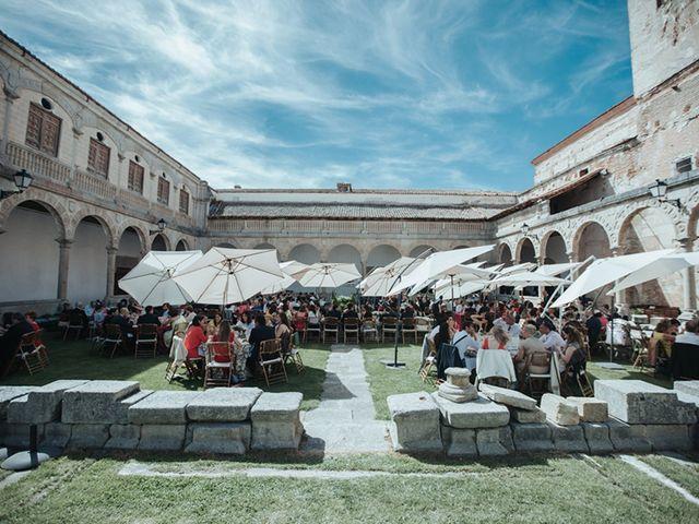 La boda de Miguel y Marta en Bercial, Segovia 40