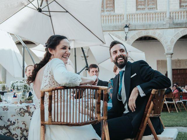 La boda de Miguel y Marta en Bercial, Segovia 41
