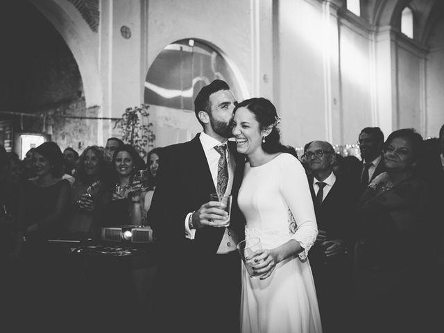 La boda de Miguel y Marta en Bercial, Segovia 46