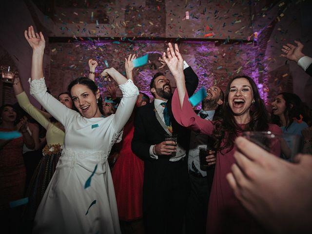 La boda de Miguel y Marta en Bercial, Segovia 49