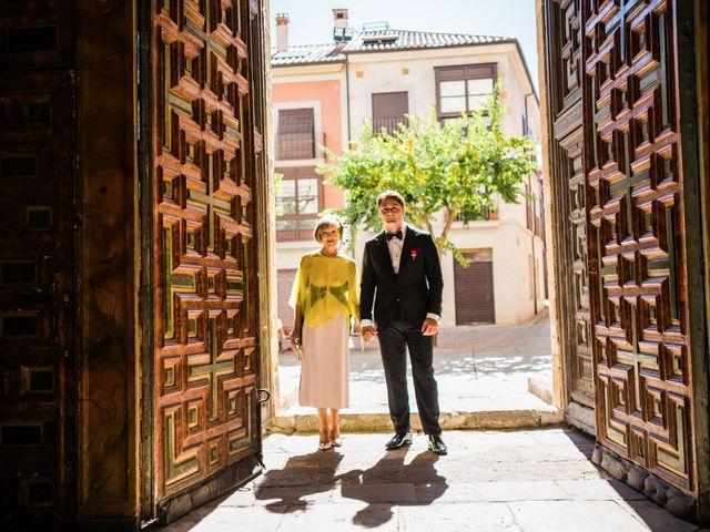 La boda de Pablo y Carolina en Zamora, Zamora 10