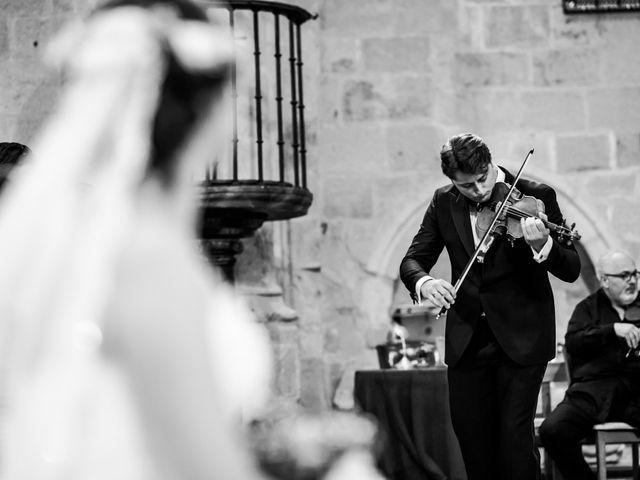 La boda de Pablo y Carolina en Zamora, Zamora 17