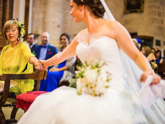 La boda de Pablo y Carolina en Zamora, Zamora 18