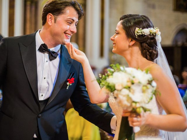 La boda de Carolina y Pablo