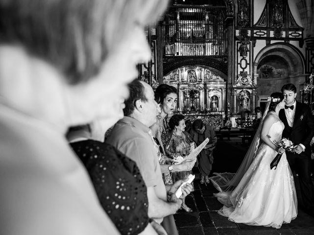 La boda de Pablo y Carolina en Zamora, Zamora 22