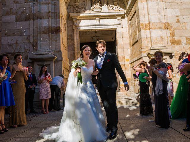 La boda de Pablo y Carolina en Zamora, Zamora 25