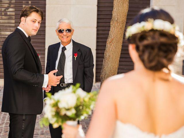 La boda de Pablo y Carolina en Zamora, Zamora 28