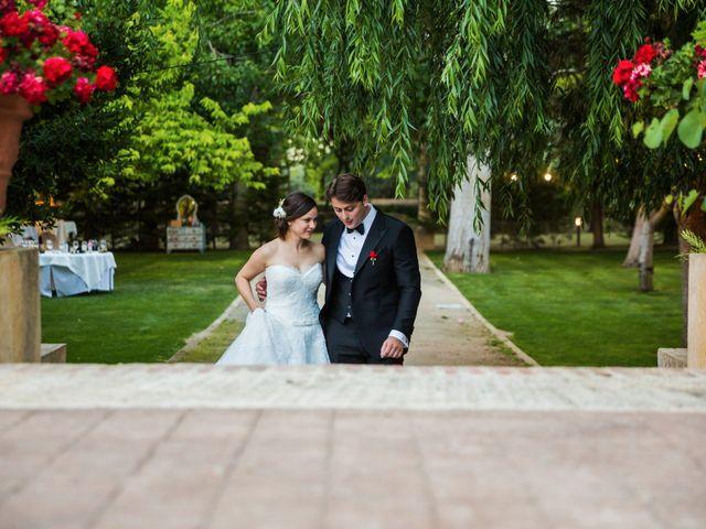 La boda de Pablo y Carolina en Zamora, Zamora 43