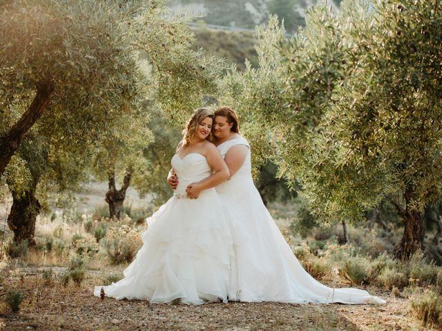 La boda de Maryter y María