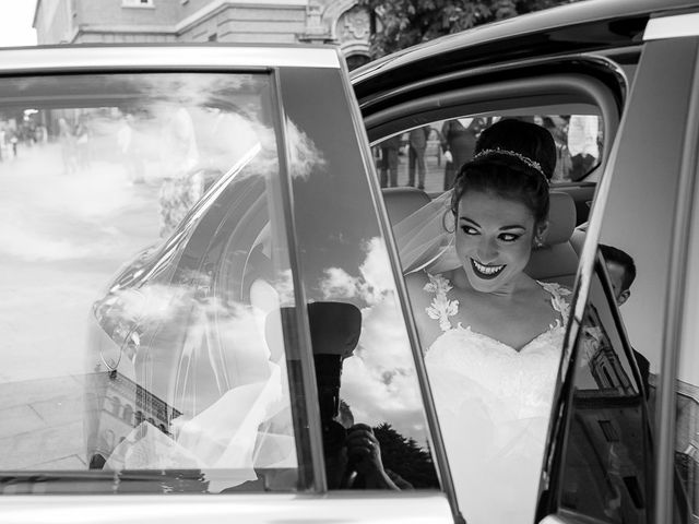 La boda de Fernando y María en Zaragoza, Zaragoza 2