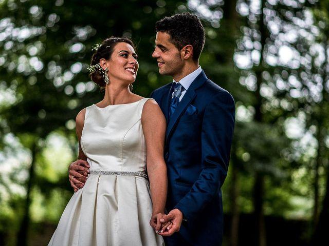 La boda de Nuria y Aitor