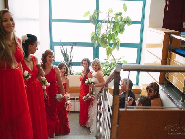 La boda de Conchi y Iván en Navalagamella, Madrid 39