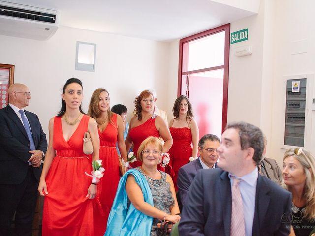 La boda de Conchi y Iván en Navalagamella, Madrid 40