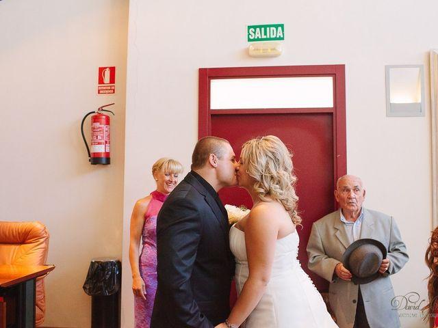 La boda de Conchi y Iván en Navalagamella, Madrid 45