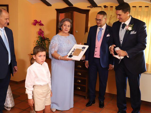 La boda de Dario y Mari Carmen en Casas De Fernando Alonso, Cuenca 1