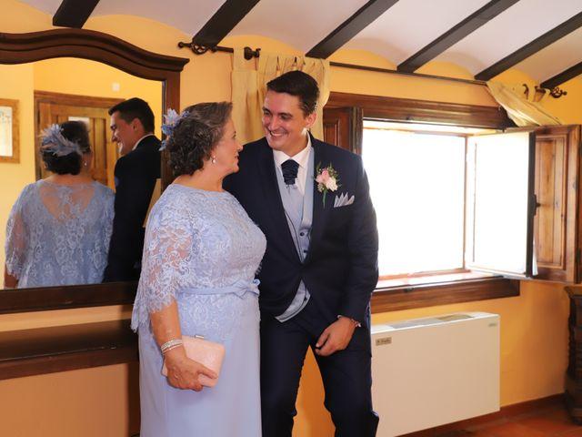 La boda de Dario y Mari Carmen en Casas De Fernando Alonso, Cuenca 2