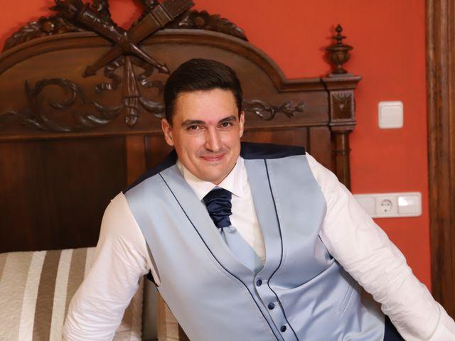 La boda de Dario y Mari Carmen en Casas De Fernando Alonso, Cuenca 4
