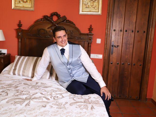 La boda de Dario y Mari Carmen en Casas De Fernando Alonso, Cuenca 6