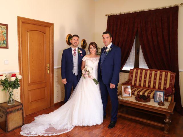 La boda de Dario y Mari Carmen en Casas De Fernando Alonso, Cuenca 9