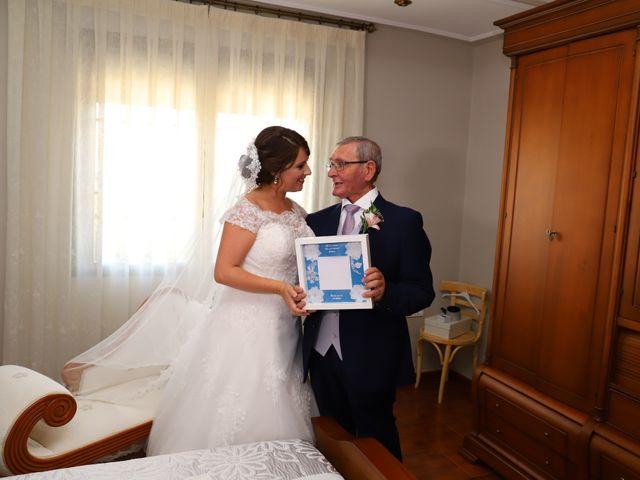 La boda de Dario y Mari Carmen en Casas De Fernando Alonso, Cuenca 10