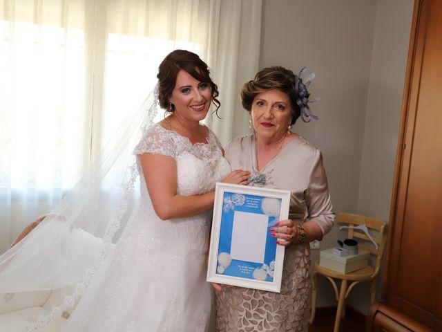 La boda de Dario y Mari Carmen en Casas De Fernando Alonso, Cuenca 11
