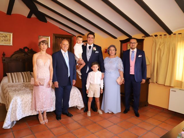 La boda de Dario y Mari Carmen en Casas De Fernando Alonso, Cuenca 14