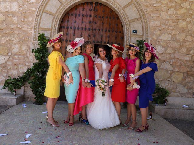 La boda de Dario y Mari Carmen en Casas De Fernando Alonso, Cuenca 17