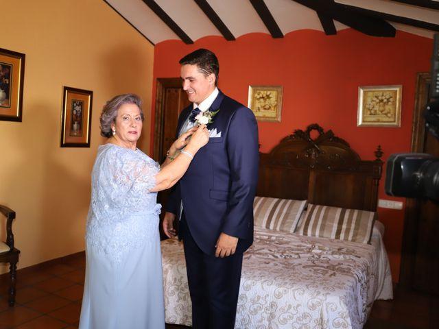 La boda de Dario y Mari Carmen en Casas De Fernando Alonso, Cuenca 20