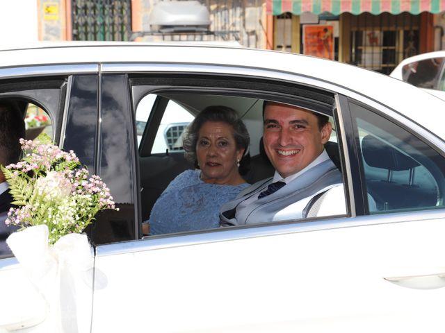 La boda de Dario y Mari Carmen en Casas De Fernando Alonso, Cuenca 33