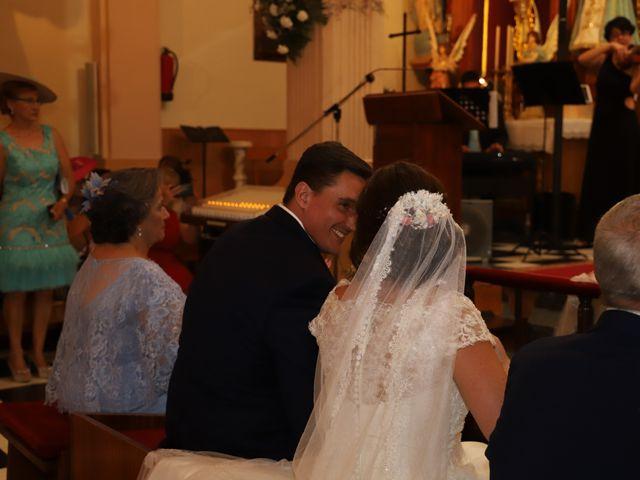 La boda de Dario y Mari Carmen en Casas De Fernando Alonso, Cuenca 41
