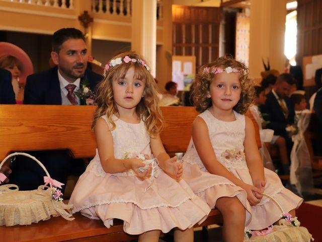 La boda de Dario y Mari Carmen en Casas De Fernando Alonso, Cuenca 47