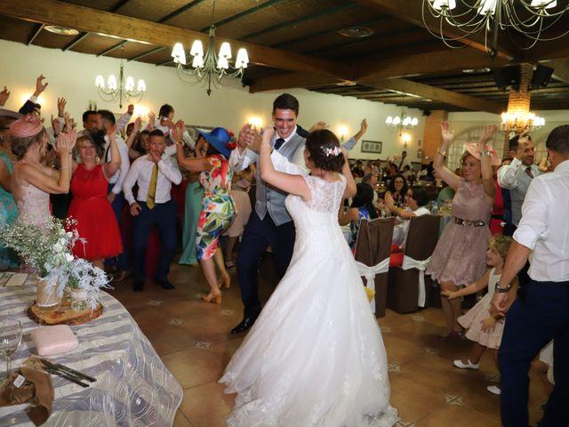 La boda de Dario y Mari Carmen en Casas De Fernando Alonso, Cuenca 53