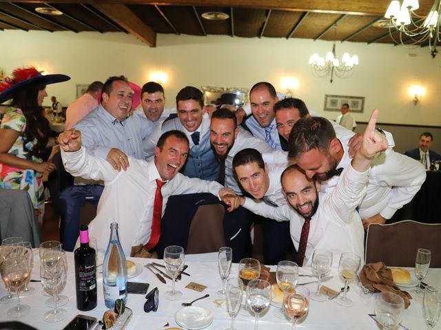 La boda de Dario y Mari Carmen en Casas De Fernando Alonso, Cuenca 57