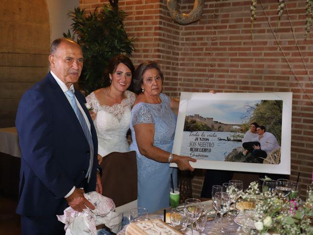 La boda de Dario y Mari Carmen en Casas De Fernando Alonso, Cuenca 59